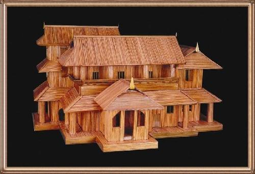 is the traditional style of architecture of Kerala, wherein a house ...