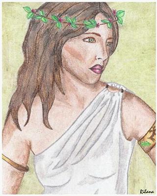 Artemis Greek Goddess Cartoon. Artemis+greek+goddess+